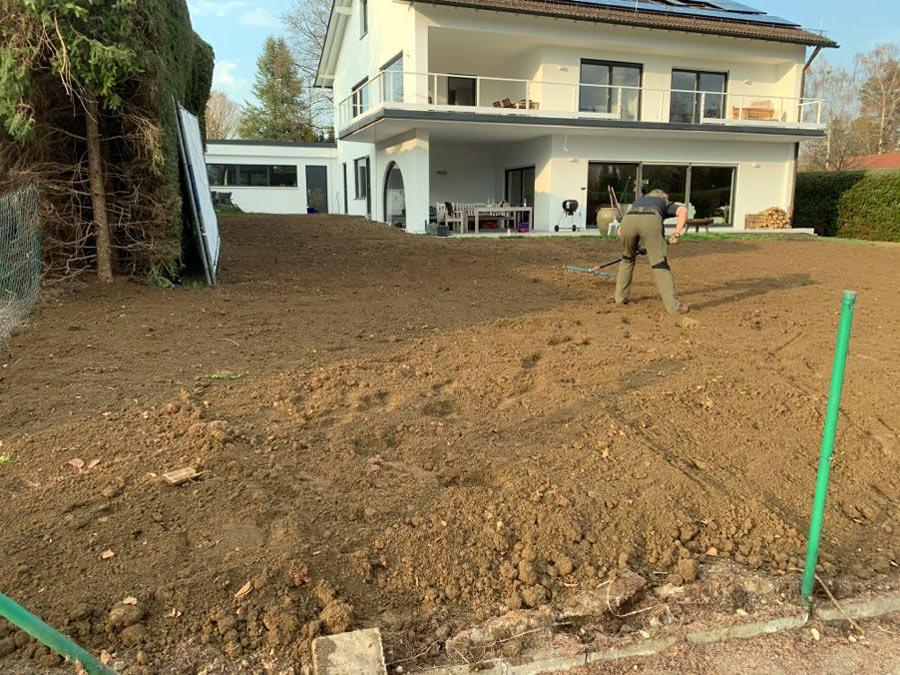 Baggerarbeiten Wolfratshausen