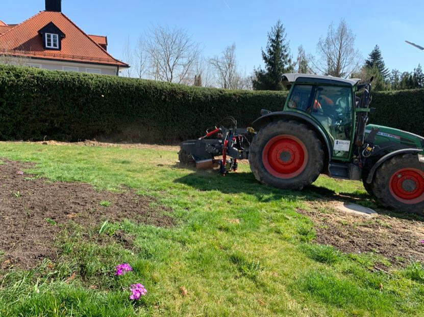 Gartenpflege Wolfratshausen